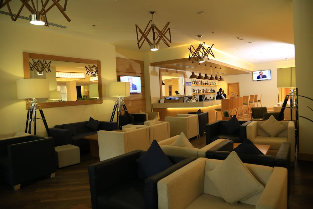 Lobby Lounge, Ramada by Wyndham Addis Ababa