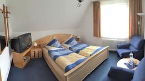 1 Schlafzimmer, kostenloses WLAN