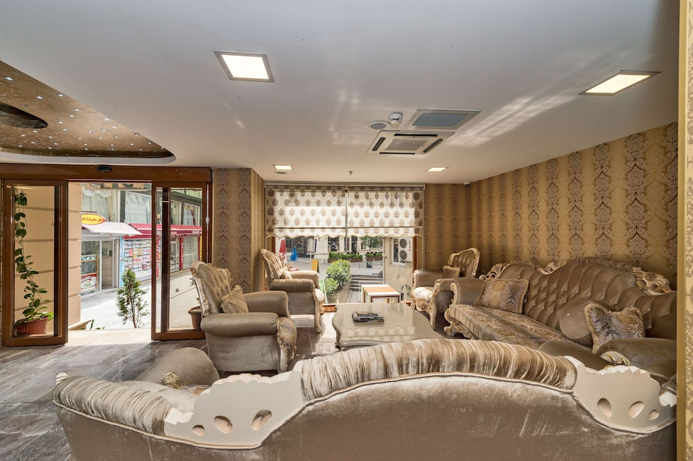 Grand pamir hotel istanbul tur expedia for Grand pamir hotel istanbul