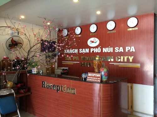 Sapa Mountain City Hotel