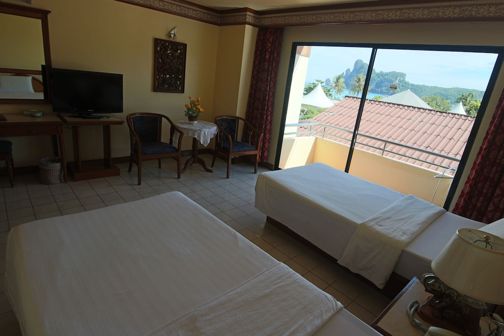 Room, Phi Phi Hotel