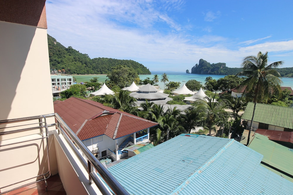 View from Room, Phi Phi Hotel
