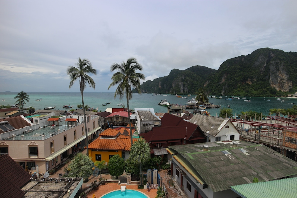 View from Property, Phi Phi Hotel