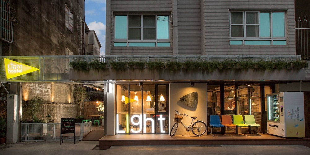 Exterior, Light hostel - Chiayi