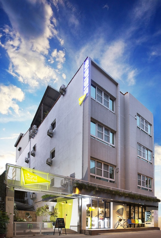 Property Grounds, Light hostel - Chiayi