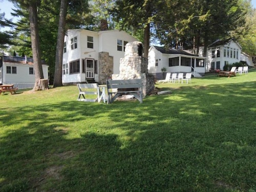 Children's Play Area - Outdoor, Sebago Lake Lodge & Cottages