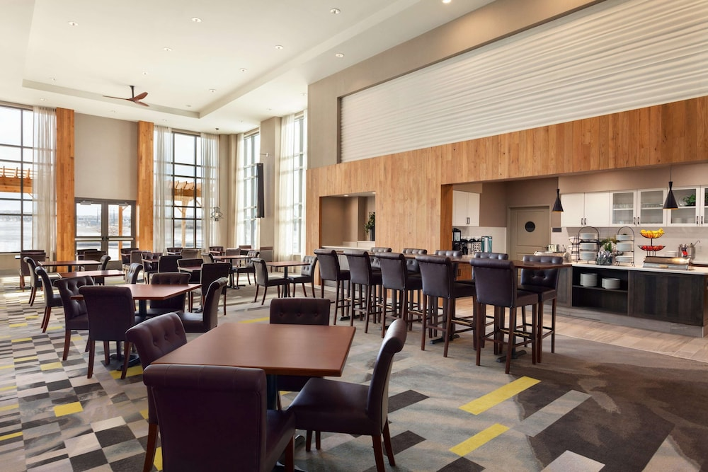 Restaurant, Homewood Suites by Hilton Syracuse - Carrier Circle