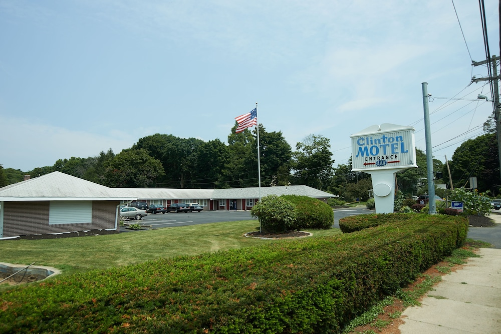 Featured Image, Clinton Motel