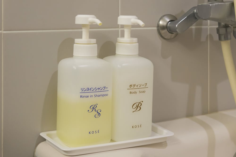 Bathroom Amenities, Hotel Mercato Wajima