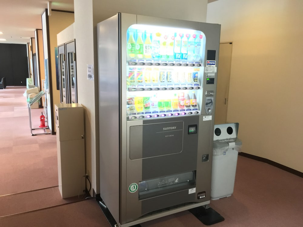 Vending Machine, Hotel Mercato Wajima