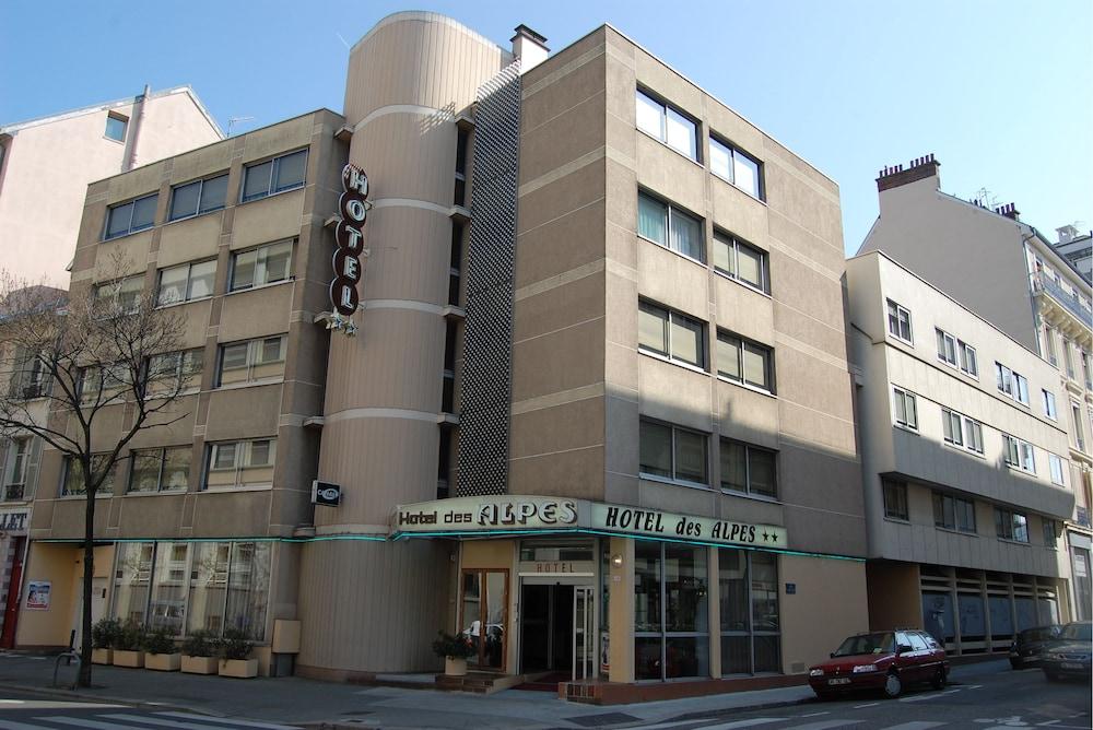 Book h tel des alpes grenoble hotel deals for Hotels grenoble