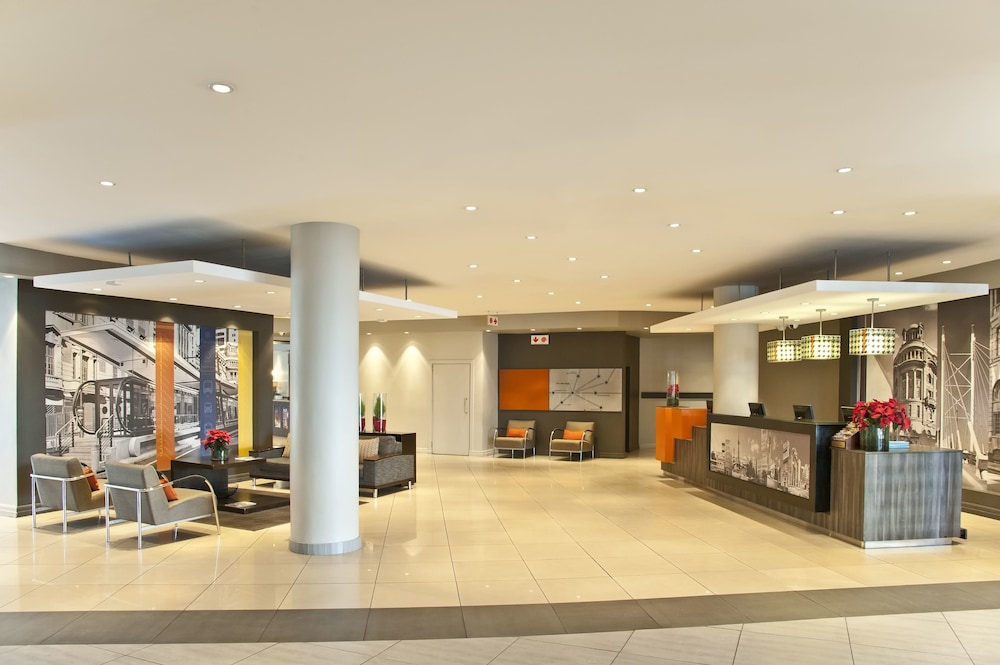Reception, Garden Court Milpark