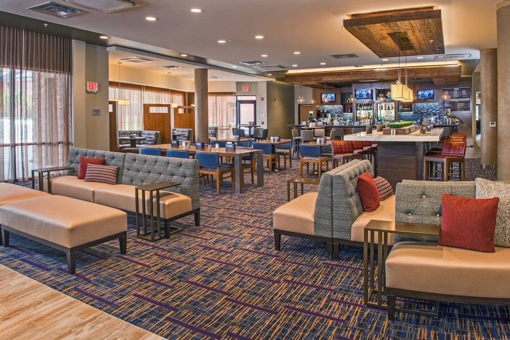Lobby, Courtyard by Marriott Shippensburg