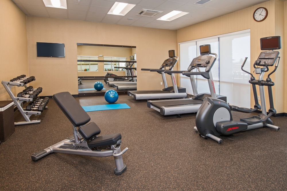 Fitness Facility, Courtyard by Marriott Shippensburg