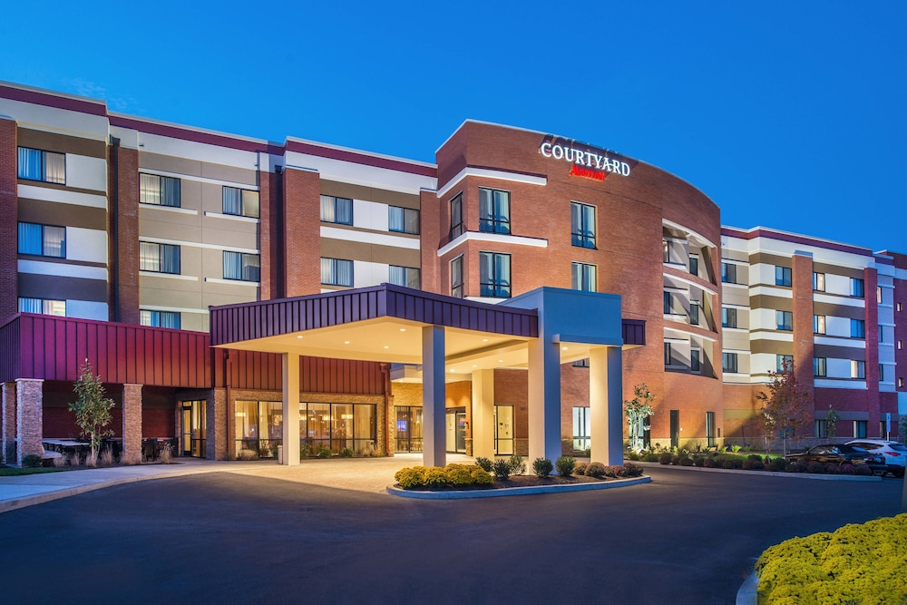Exterior, Courtyard by Marriott Shippensburg