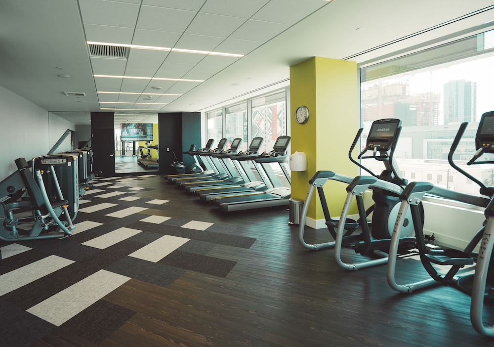 Fitness Facility, Hotel Indigo Los Angeles Downtown