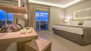 Premium bedding, in-room safe, cots/infant beds, rollaway beds
