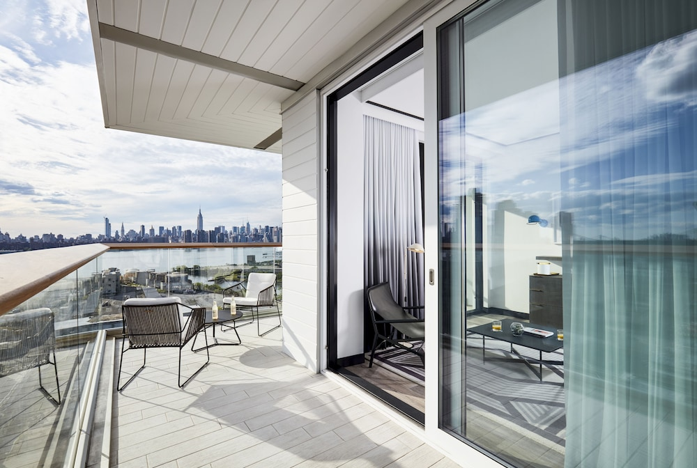 Book the william vale hotel brooklyn hotel deals for New york balcony