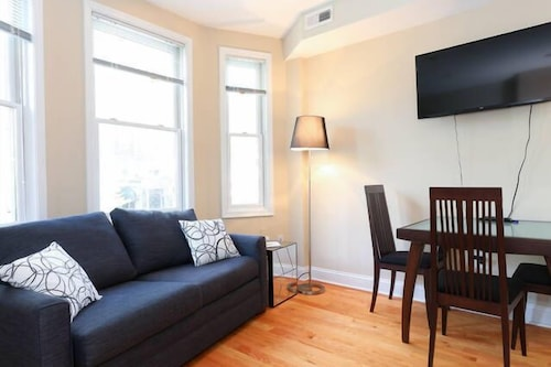 Check Expedia for Availability of City Apartments