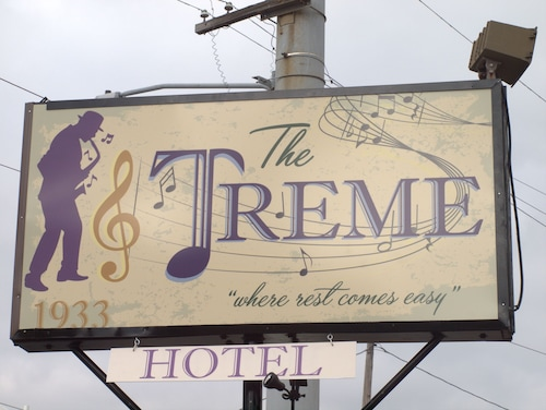 The Tremé Hotel