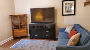 Individually furnished, iron/ironing board, free WiFi, bed sheets