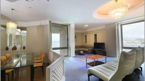 1 개의 침실, 객실 내 금고, 책상, 다리미/다리미판
