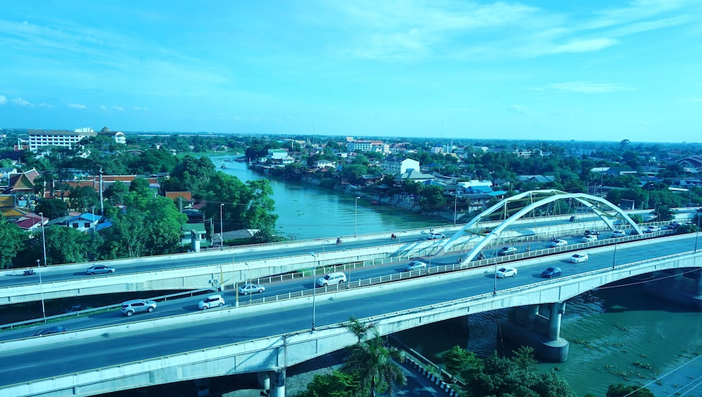 View from Room, Krungsri River Hotel