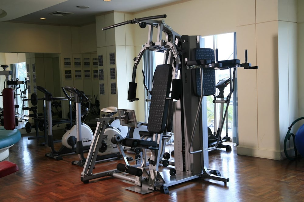 Fitness Facility, Krungsri River Hotel