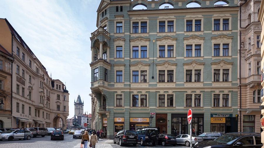 Old Town - Dusni Apartments