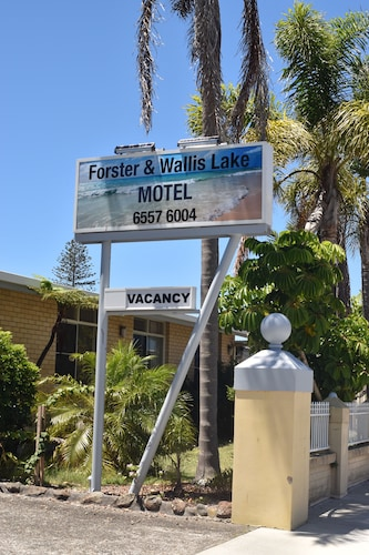 Forster and Wallis Lake Motel