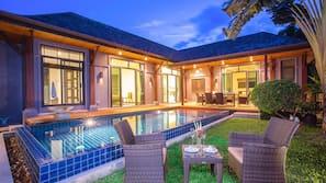 6 個室外泳池