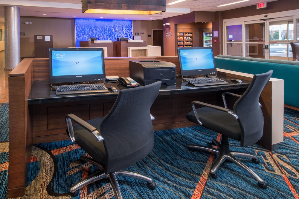 Business Center, Fairfield Inn & Suites by Marriott Easton