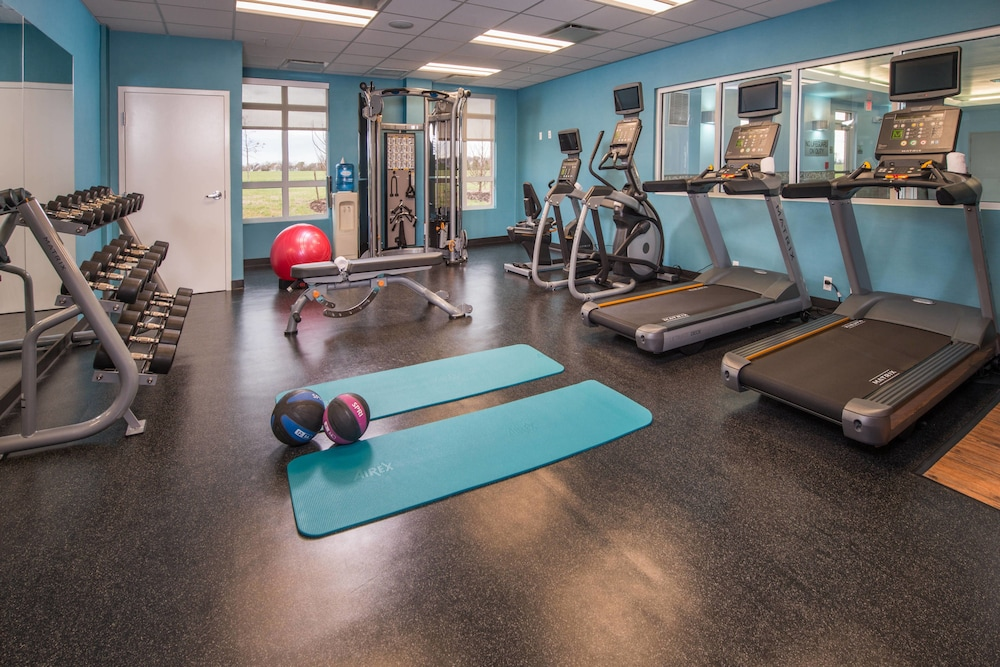 Fitness Facility, Fairfield Inn & Suites by Marriott Easton