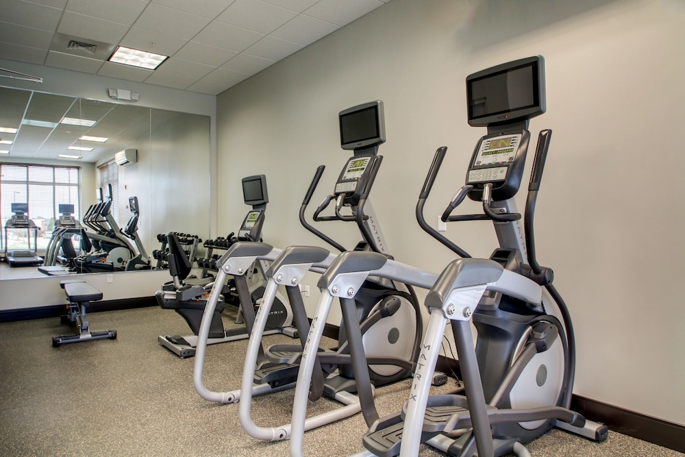 Fitness Facility, Holiday Inn Peoria At Grand Prairie