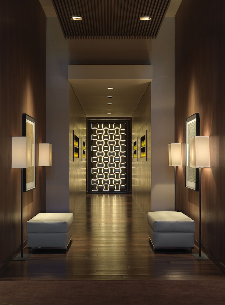 Hallway, The M Resort Spa Casino