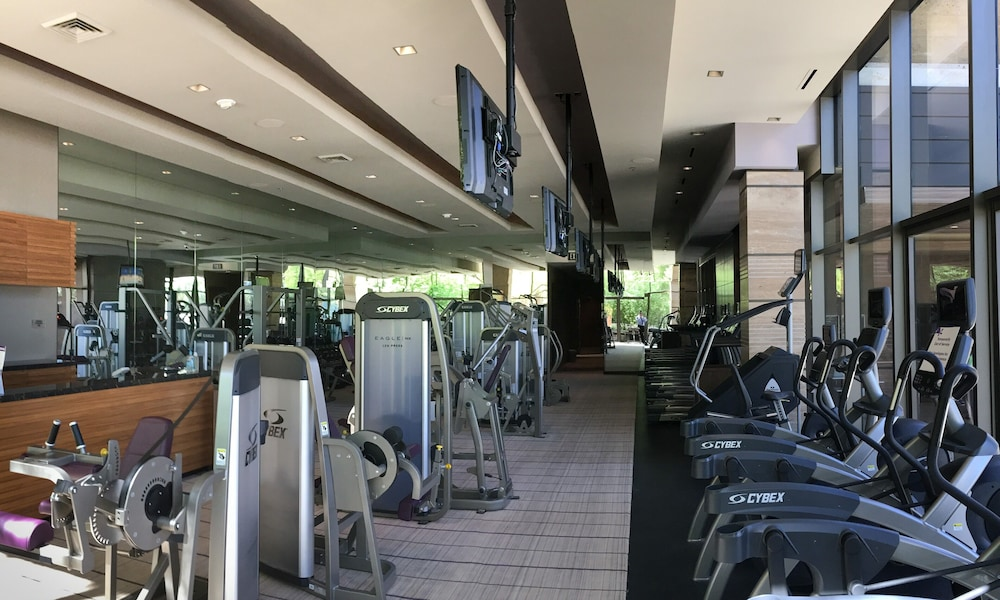 Fitness Facility, The M Resort Spa Casino
