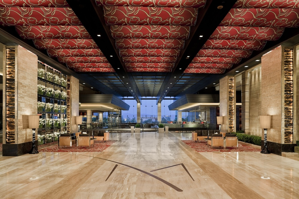 Lobby, The M Resort Spa Casino