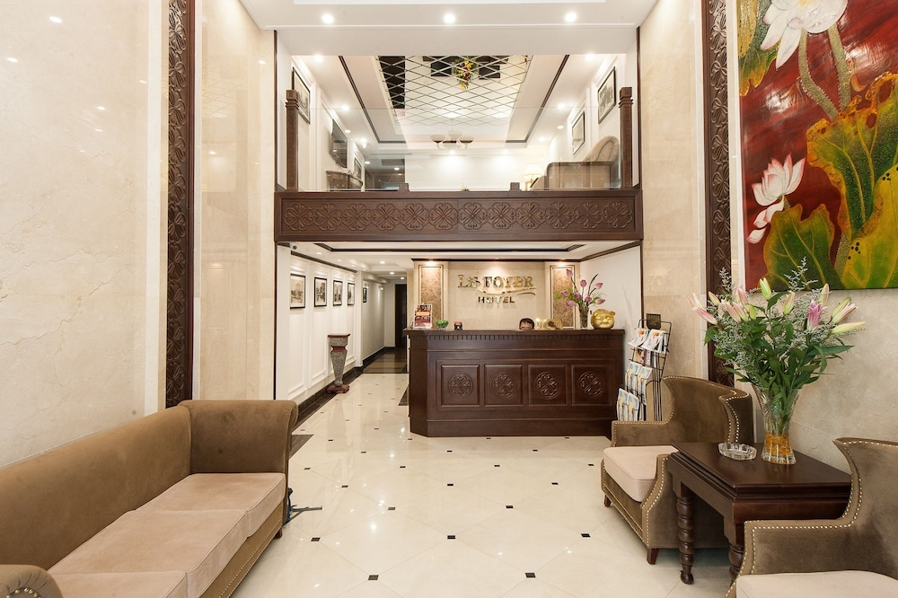 Le Foyer Hotel Hanoi Reviews : Le foyer hotel deals reviews hanoi vnm wotif