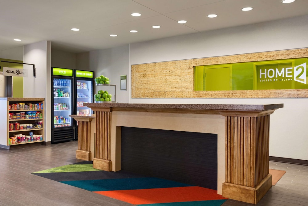 Reception, Home2 Suites by Hilton Champaign/Urbana