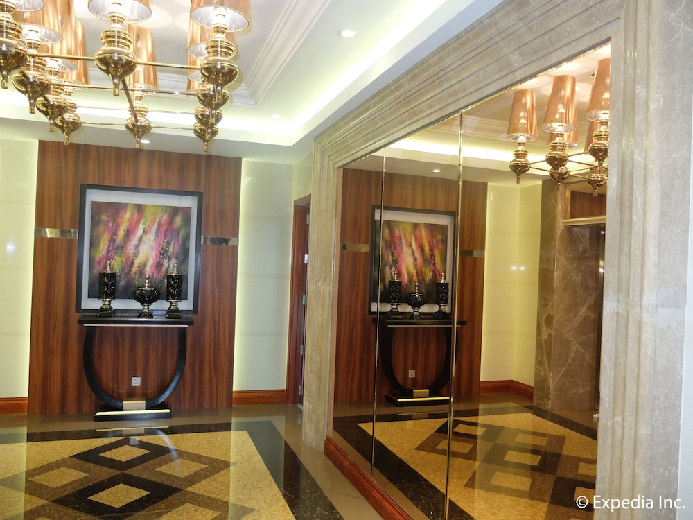 Interior, Central Park Tower Resort