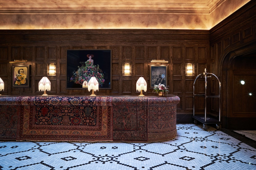 Lobby, The Beekman, A Thompson Hotel