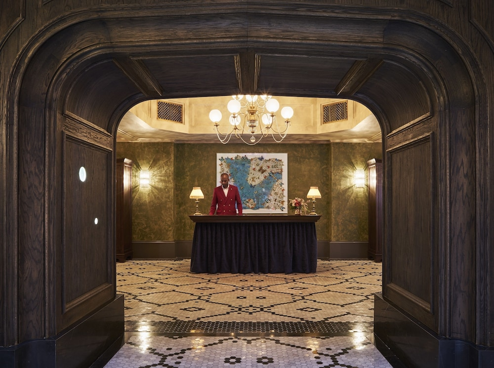 Concierge Desk, The Beekman, A Thompson Hotel
