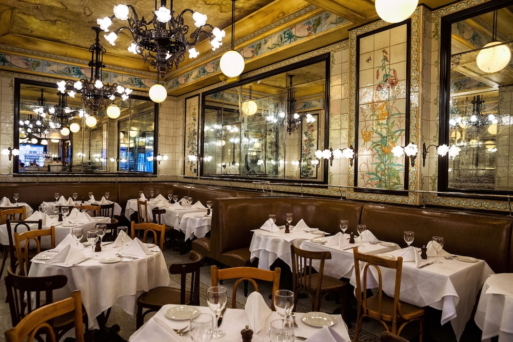 Restaurant, The Beekman, A Thompson Hotel