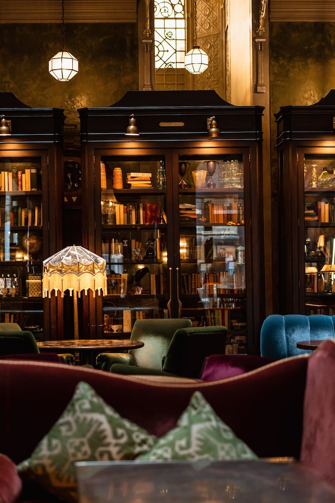 Bar, The Beekman, A Thompson Hotel