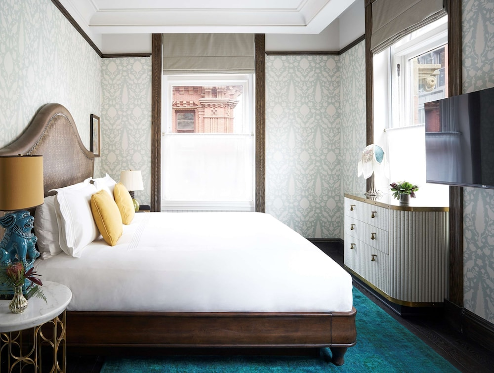 Room, The Beekman, A Thompson Hotel