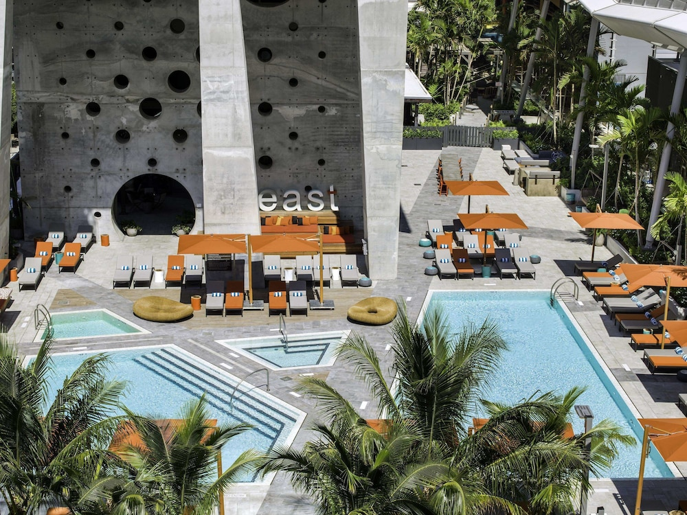Outdoor Pool, EAST, Miami