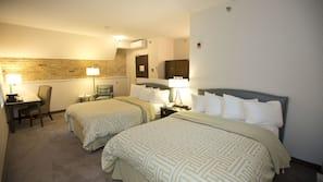 Hypo-allergenic bedding, down comforters, Tempur-Pedic beds