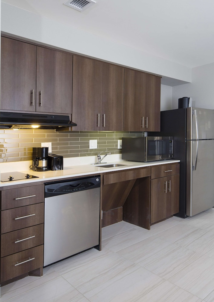 Private Kitchen, Homewood Suites by Hilton Houston / Katy Mills Mall