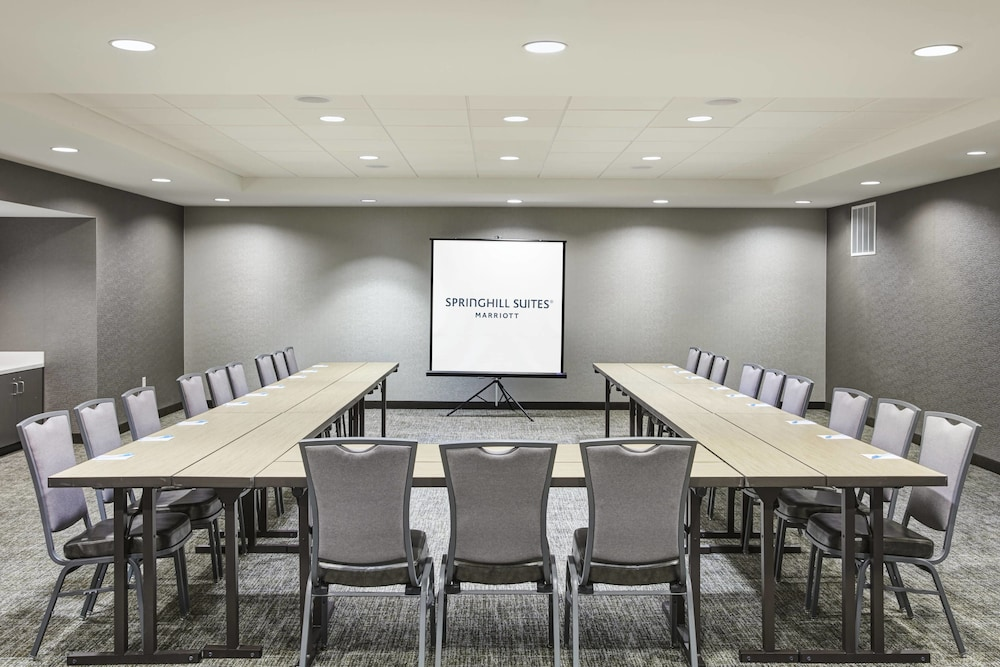 Meeting Facility, SpringHill Suites by Marriott Milwaukee Downtown