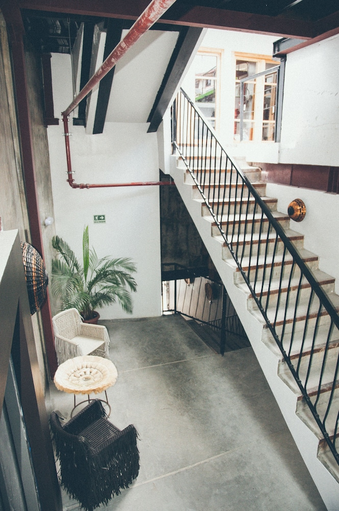 Interior Entrance, Hotel Casa Panamá